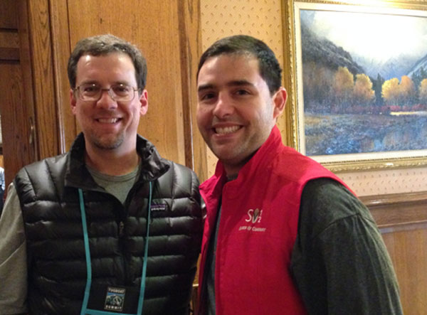 Brad and Jed York, CEO, San Francisco 49ers